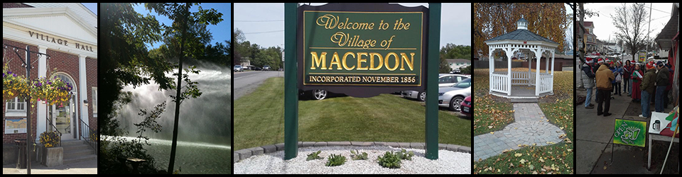 Village of Macedon