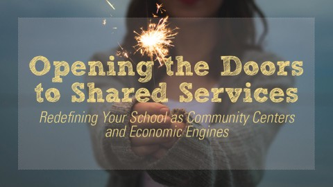 Opening the Doors to Shared Services