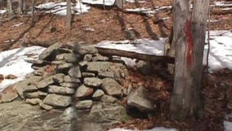 Boundary Survey Overlook Mountain. Woodstock, New York