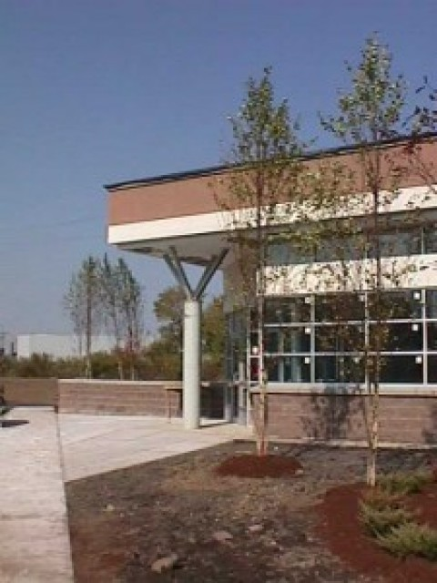 New Branch Office, Marcy Federal Credit Union – Rome, New York