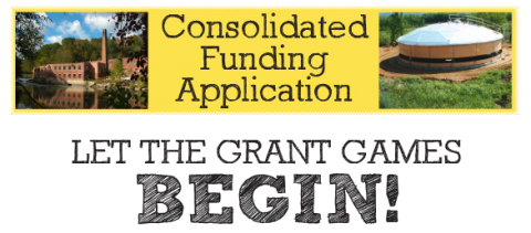 Let The Grant Games Begin!