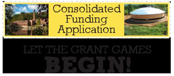 Let The Grant Games Begin!