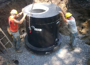 Sanitary Sewer Improvements