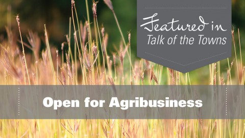 Open for Agribusiness