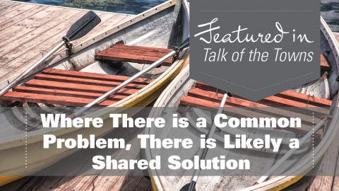 Where There is a Common Problem, There is Likely a Shared Solution