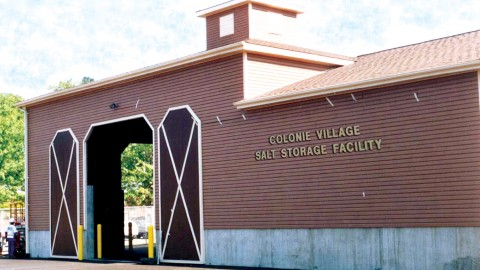 Village of Colonie – Salt Storage Facility