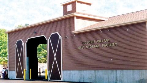 Village of Colonie – Salt Storage Facility