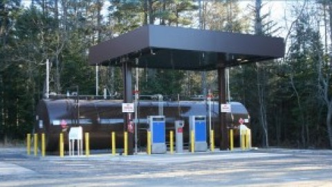 Shared Fuel Consolidation Services Study, Phase I. Hamilton County, New York