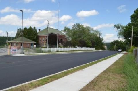 Pine Street Utility Reconstruction – Village of Corinth, NY