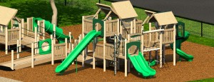 Playground Equipment Master Plan
