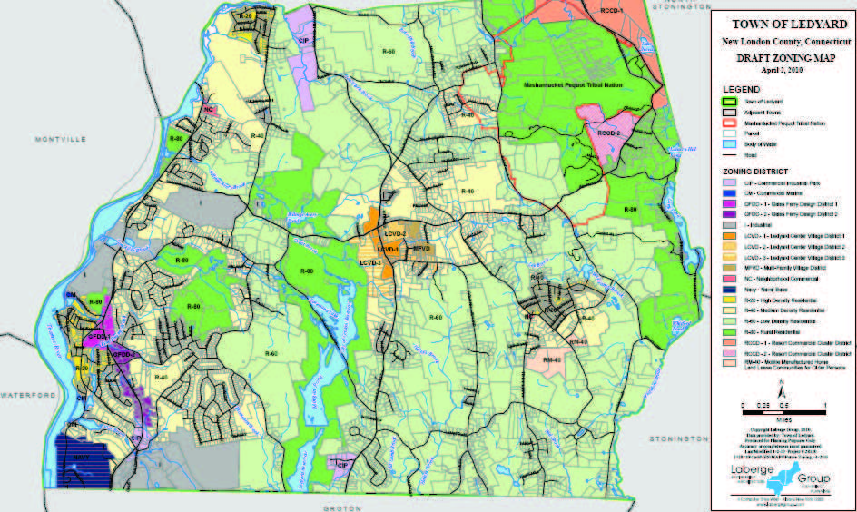 Zoning & Land Use Regulations - Laberge Group Connecticut