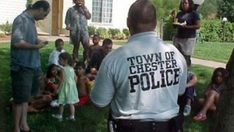 Police Department Consolidation Feasibility Study. Town & Village of Chester, New York