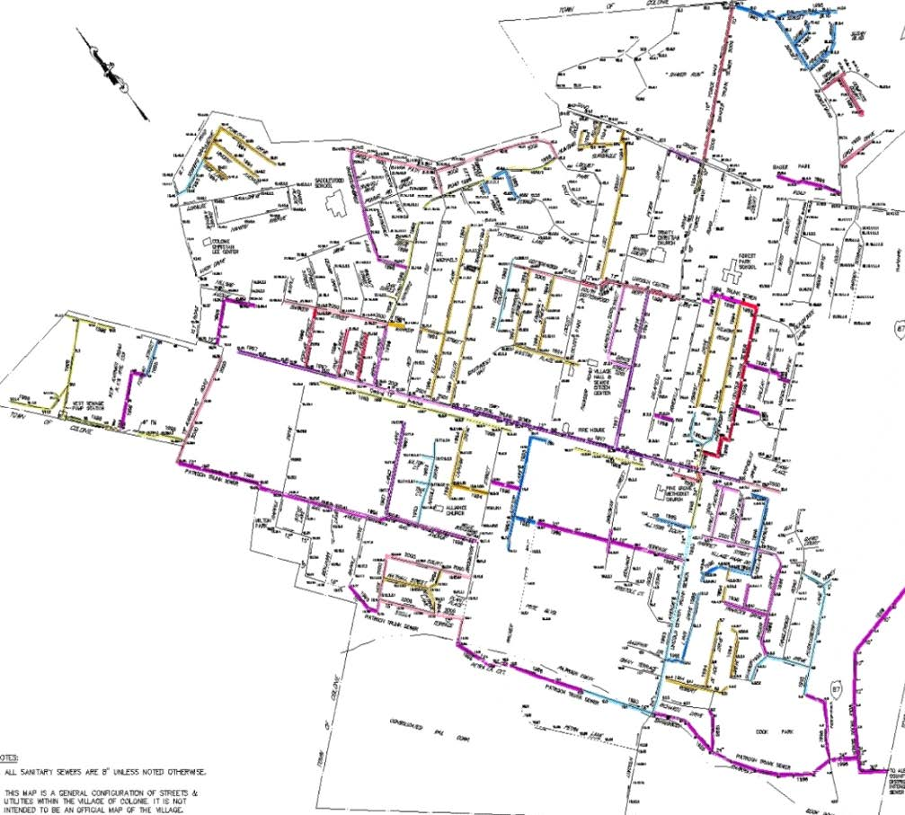 Sewer System Evaluation - Laberge Group New York