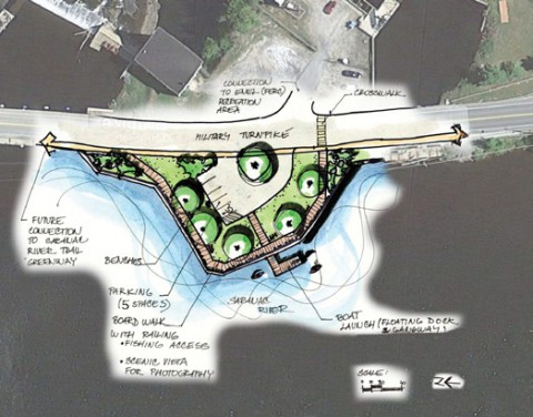 Revitalizing a Waterfront