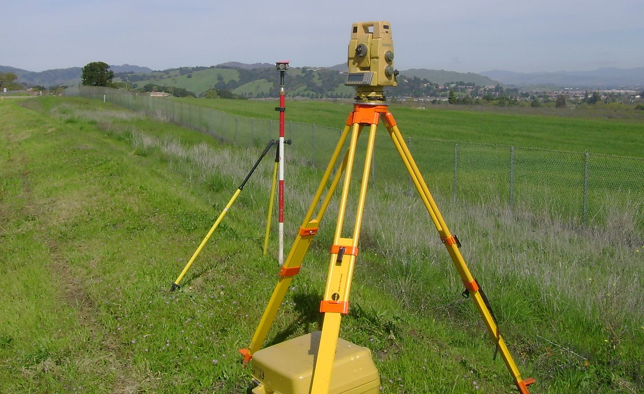 What Is Land Surveying The Laberge Group Albany