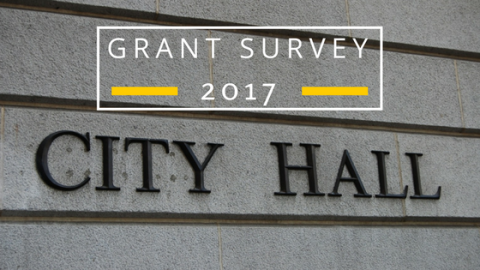 2017 Municipal Grant Survey