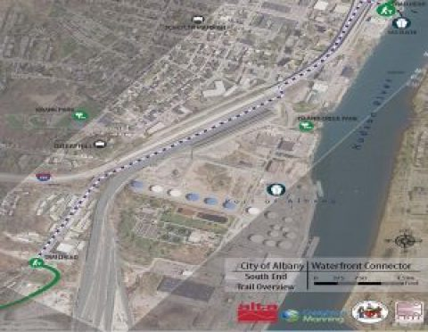 City of Albany South End Bikeway Consolidated Funding Application