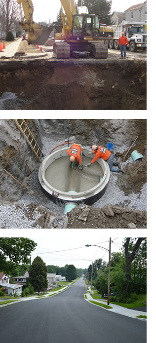 Village Of Corinth - Water And Sewer Capital Improvement