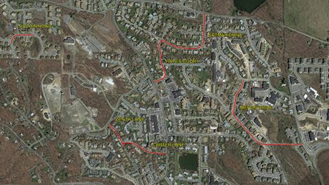 Village of Kiryas Joel – Street and Sidewalk Improvement