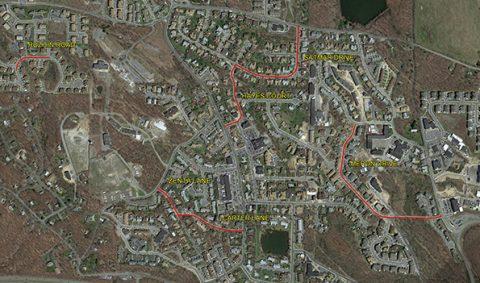 Village of Kiryas Joel – Street and Sidewalk Improvement