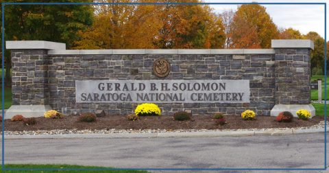Construction Layout and Verification for the Gerald B.H. Solomon Saratoga National Cemetery