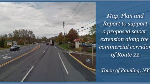 Town of Pawling Evaluating Proposed Extension of Sewer Services Along Route 22