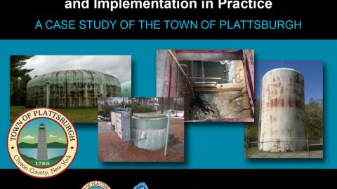 Capital Improvement Plan Addresses Water and Wastewater Infrastructure Needs for Town of Plattsburgh, New York
