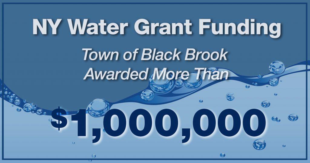NY Water Grant Award 2020