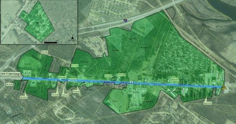 Planned Municipal Sewer System Extension Along Route 9 in Moreau, NY Spurs Economic Development