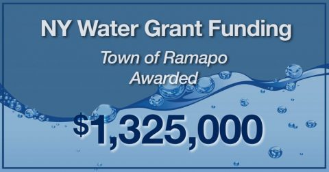 Laberge Group Partnered with the Town of Ramapo to Secure $1,325,000 in NY Water Grant Funding