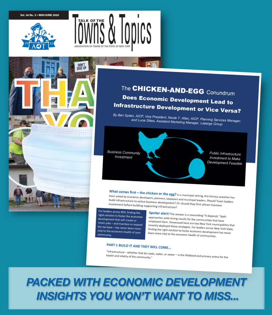 Packed with Economic Development insights you won't want to miss...
