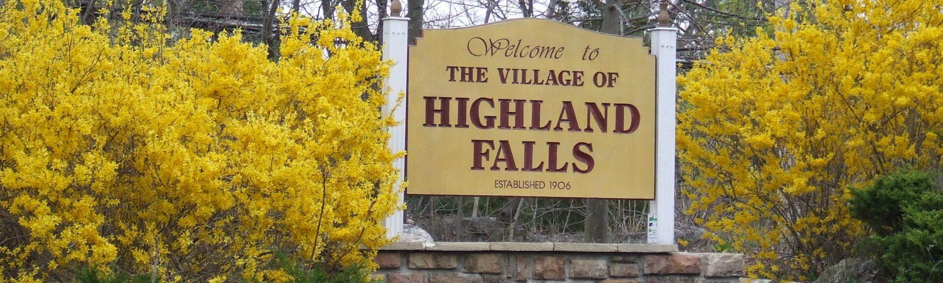 Village of Highland Falls
