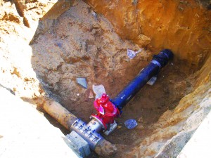 Water Line Infrastructure Funding
