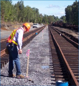 Rail Yard Stakeout
