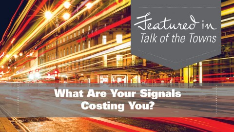 What Are Your Traffic Signals Costing You?