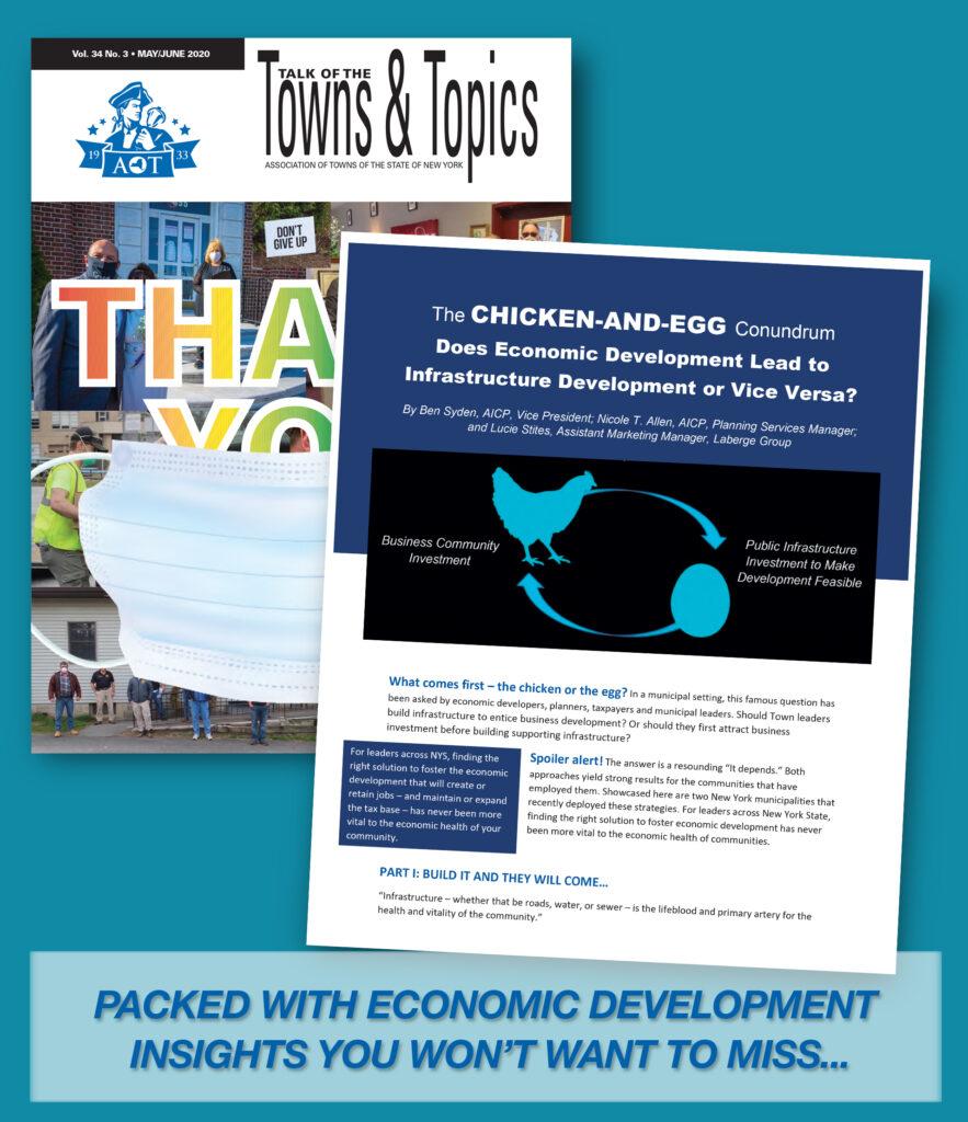 Infrastructure and Economic Development