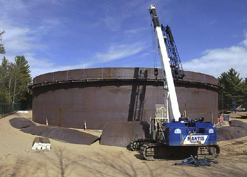New York Water Storage Tank Engineering