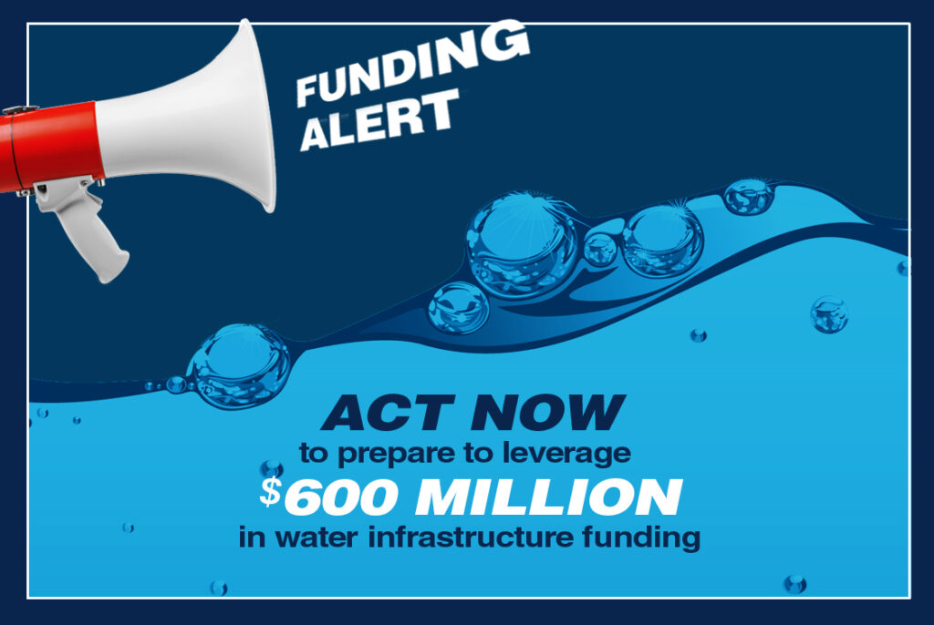 New York Water Infrastructure Grant Funding